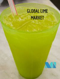 Global Lime Market - Limes, along with lemons and citrons, are a species in the common acid fruit group. Limes are highly freeze-intolerant and require long periods of heat to suitably mature, so production is limited to areas with mild to warm winters.