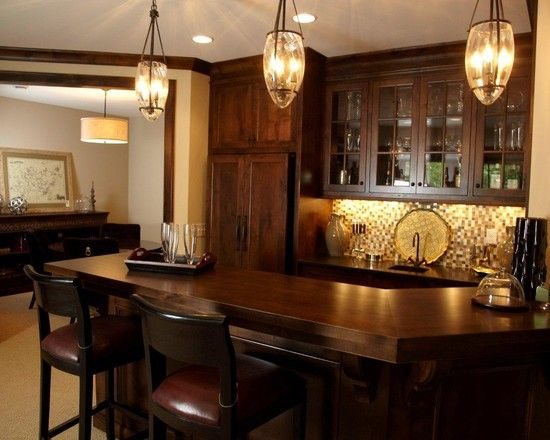 Bar Top  L Shaped Wet Bars Design, Pictures, Remodel, Decor And Ideas    Page 2