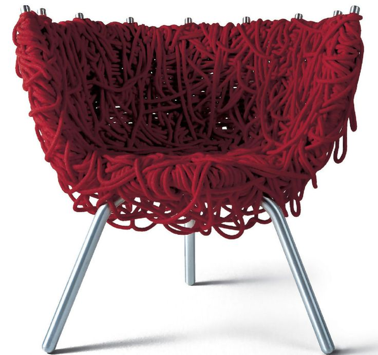 Spaghetti Chair Campana Brothers 168 168 Cool Things