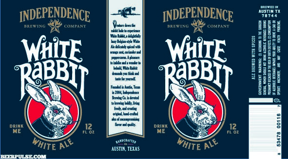 Independence White Rabbit White Ale