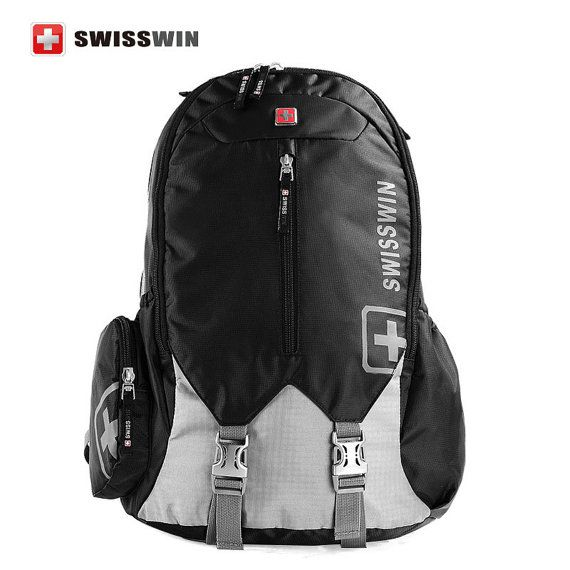 Swiss 17.3 Laptop Backpack by DivineTouches on Etsy $78.99  Great quality  Back pack