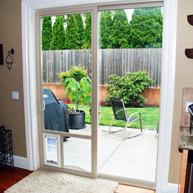 7 Best Dog Flap Images On Pinterest Pet Flaps Glass Doors And