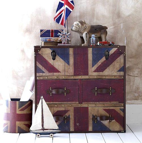 British still life