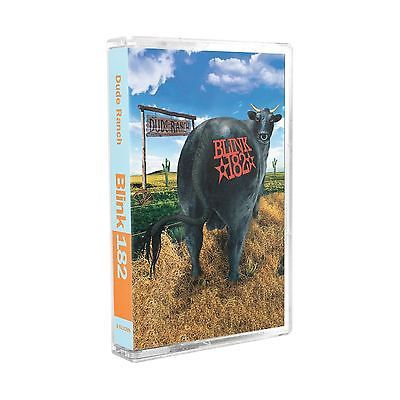 #Blink 182 - dude #ranch #(cassette) (new),  View more on the LINK: http://www.zeppy.io/product/gb/2/231780728543/