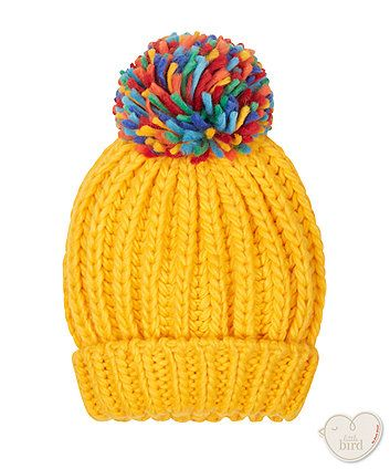 Little Bird by Jools Knitted Hat