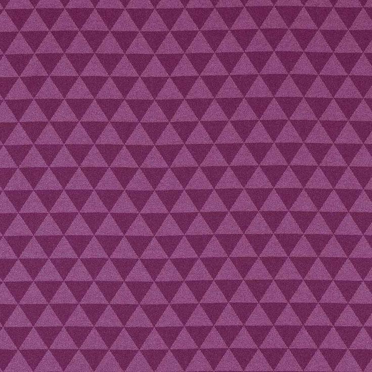 Warwick Fabrics : RICHMOND, Colour FUCHSIA