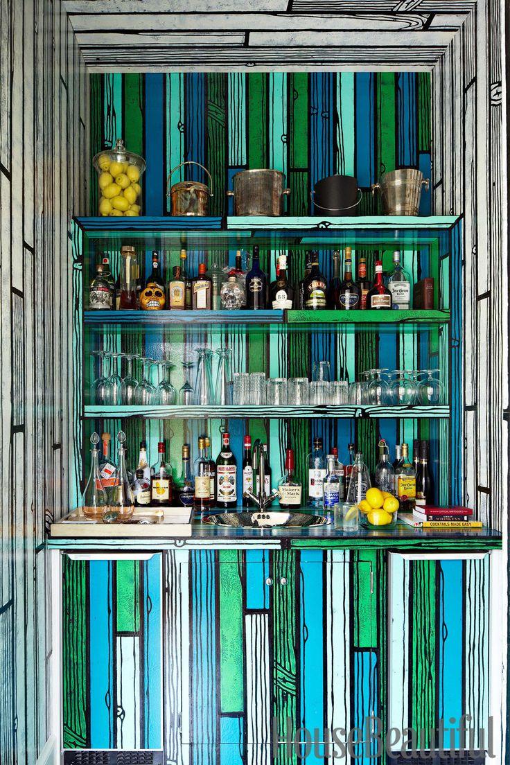 173 best Home Bars images on Pinterest | Home bar designs, Home bars ...