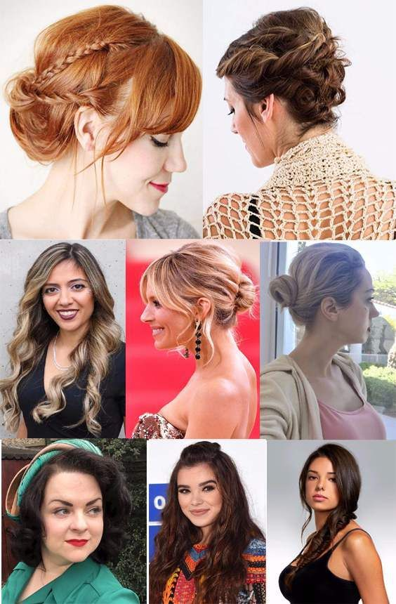 Outdated hairstyles 2018 for wedding