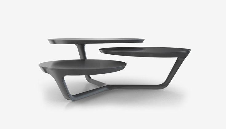 84 best tables images on pinterest product design. Black Bedroom Furniture Sets. Home Design Ideas