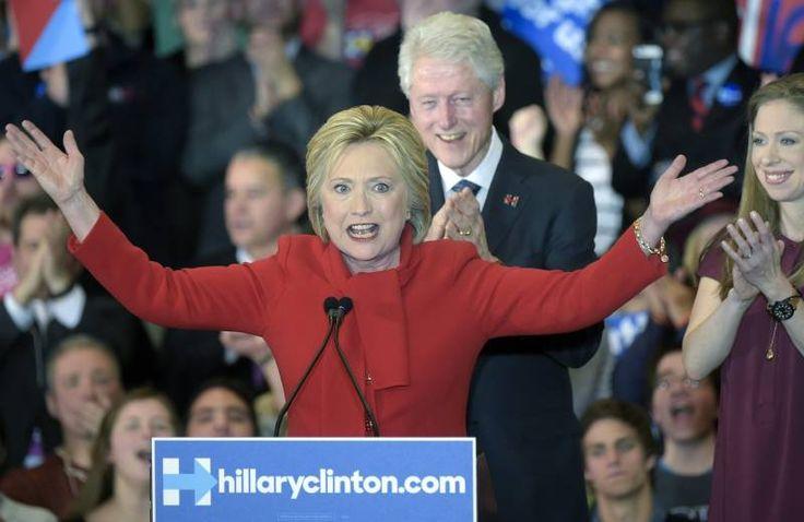 2016 hillary clinton | Eleições EUA 2016: quem ganhou? Hillary Clinton ou Donald Trump ...
