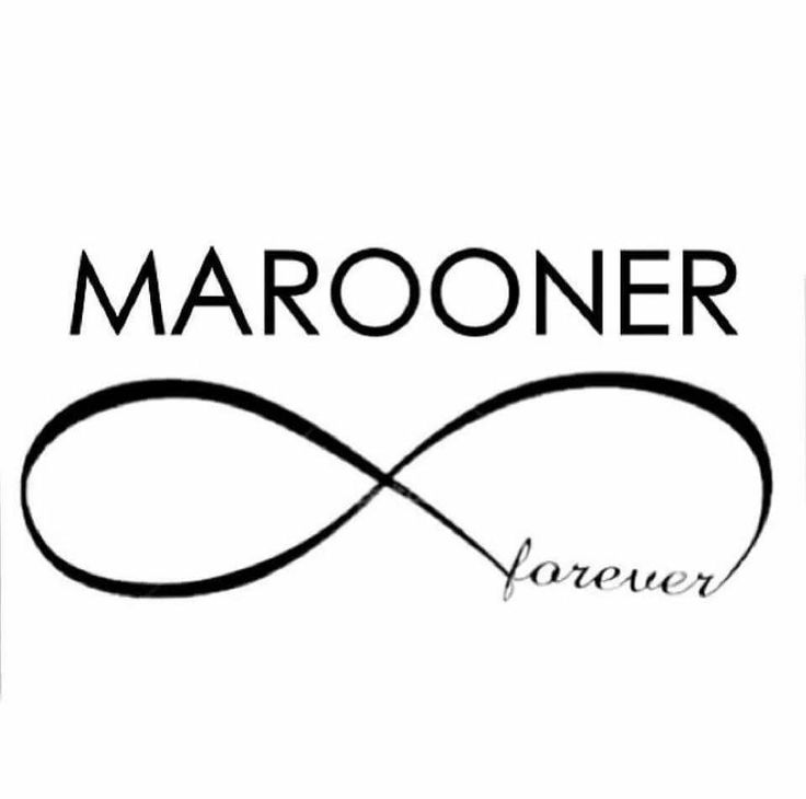 I will always love Maroon 5 with all my heart <3