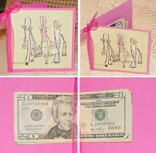 Money book how to give money in style 10 creative ways to for Arts and crafts that make money