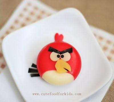 Cute food for kids : Ce site propose plusieurs façons amusantes de présenter de la nourriture aux enfants.