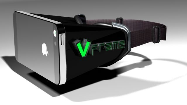 virtual reality iphone fully immersive iphone reality mounted 13248