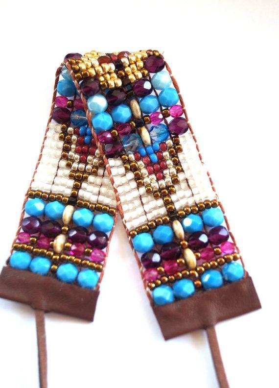 NEW STYLE! Bead loom bracelet