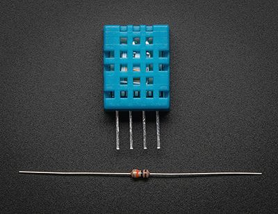 Arduino temperature sensor comparison | Homautomation