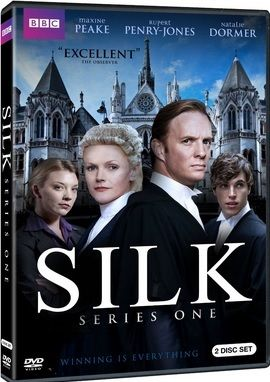 Silk Series One DVD Review
