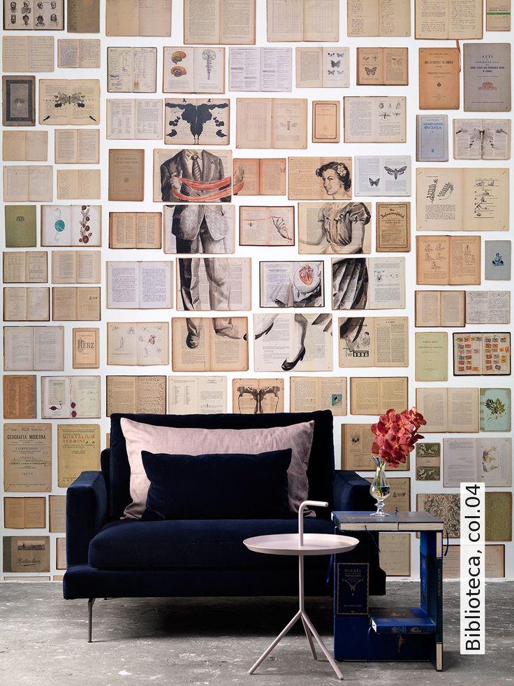 122 besten wallpaper \/ Tapeten Bilder auf Pinterest Hand - moderne wandgestaltung mit tapeten