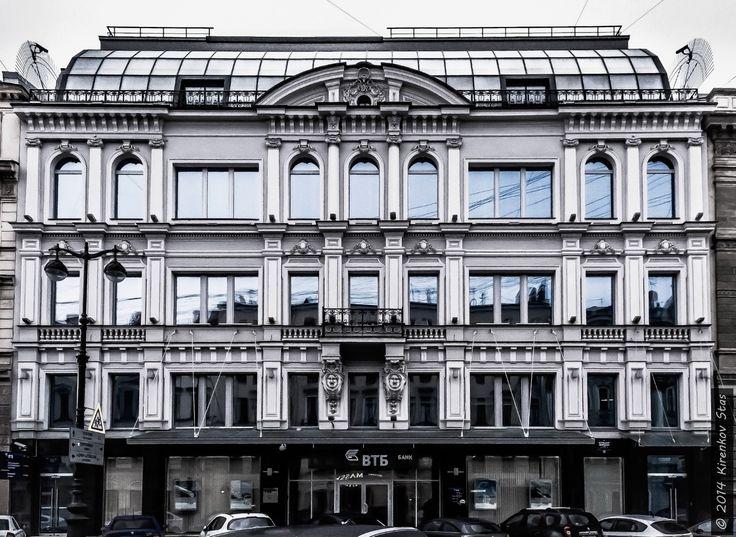 House Vrevskiy by Стас Киренков on 500px