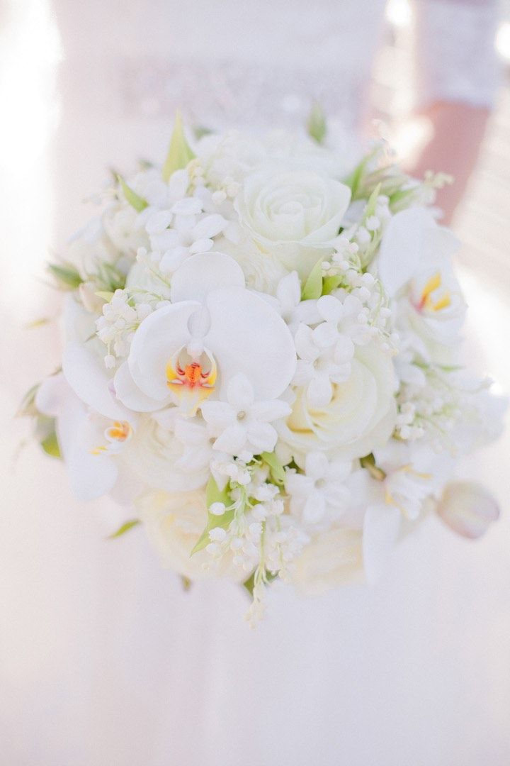 Featured Photographer: Lori Paladino Photography; wedding bouquet idea
