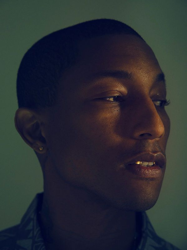 Christopher Anderson — Pharrell, American singer-songwriter, rapper, record producer, and fashion designer