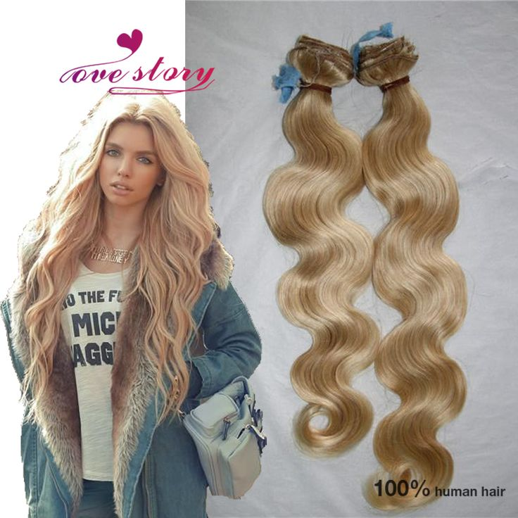 20 best holy hair clip in hair extensions images on pinterest 7a unprocessed brazilian virgin hair extensions clip in human hair blonde 7pcs body wave clip in pmusecretfo Images