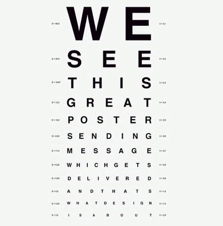 poster. idea. nice