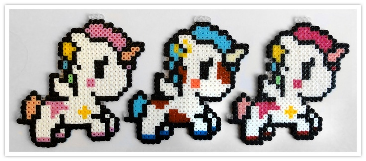 Pixel Art Shop: hama mini