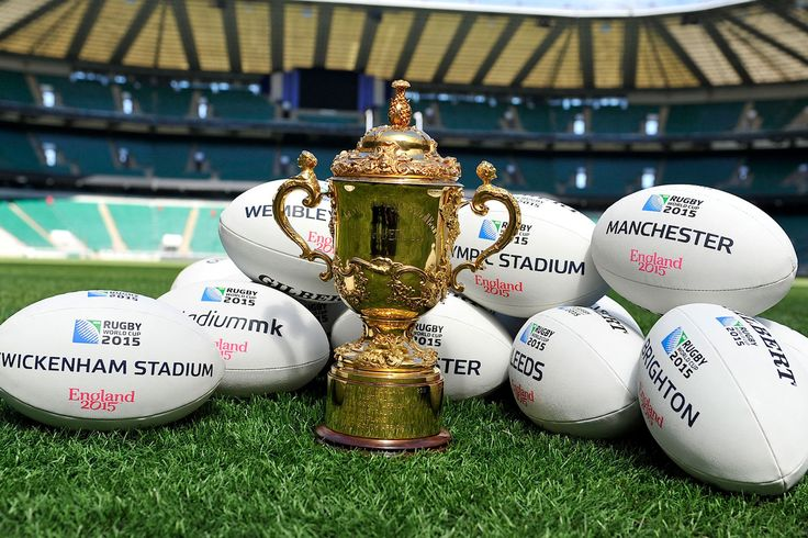 Rugby 2015 World Cup coming to Milton Keynes
