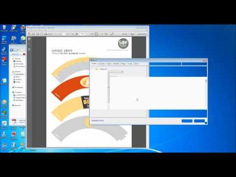 printing pdf using foxit and c