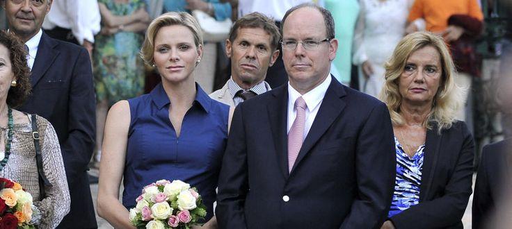 La princesa Charlene de Mónaco dará a luz gemelos a finales de año