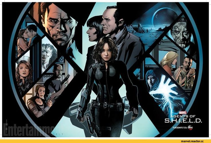 Marvel's Agents of S.H.I.E.L.D.,Агенты Щ.И.Т.а,Marvel Cinematic Universe,Кинематографическая вселенная Марвел,Marvel,Вселенная Марвел,фэндомы,Quake (Marvel),Phil Coulson,Фил Коулсон,S.H.I.E.L.D.,Щ.И.Т.