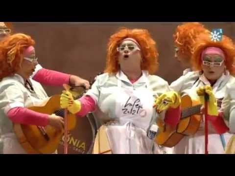 "▶ Chirigota ""Viva la Pepi"" FINAL completo. Carnaval Cadiz 2012 - YouTube"