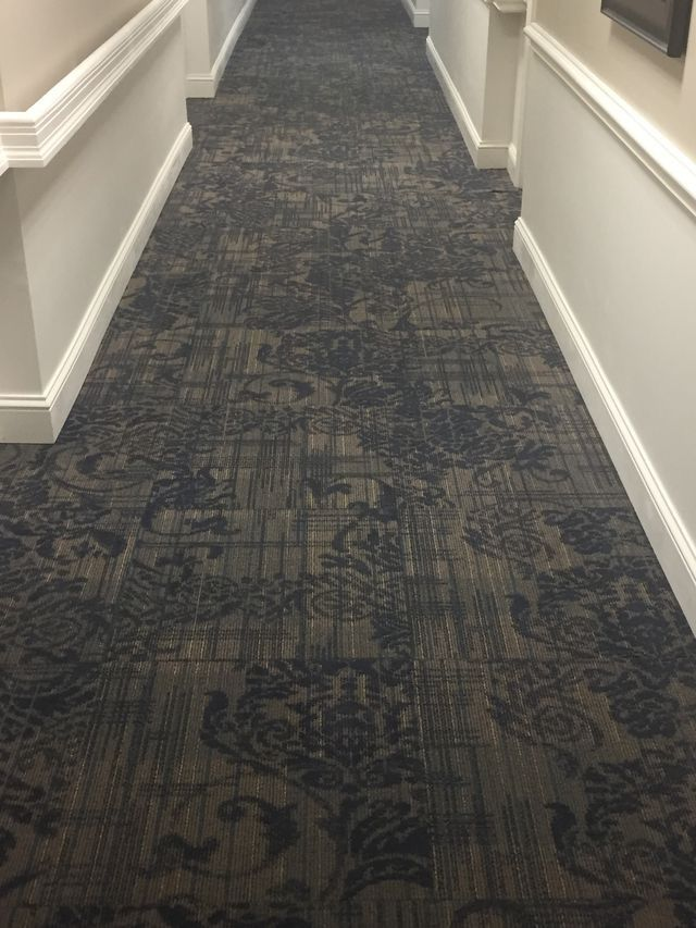 Flourish By Ef Contract Carpet Tiles Flooring Tree Carving