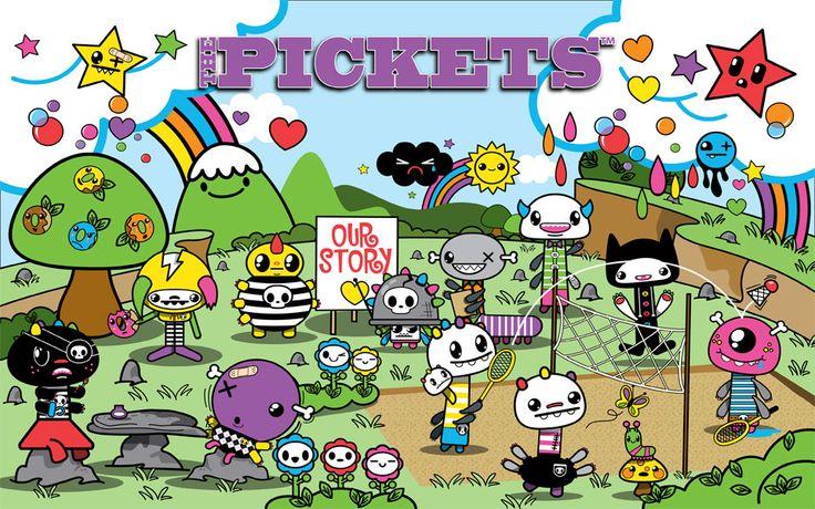 SO SO Happy - The Pickets