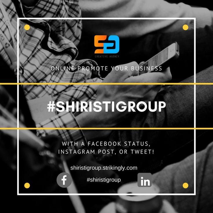 #OnlineMarketing #SEO #SEM #SMM #SocialMediaMarketing #DigitalMarketing #ShiristiGroup #ShiristiGroupSeo  http://shiristigroup.strikingly.com/