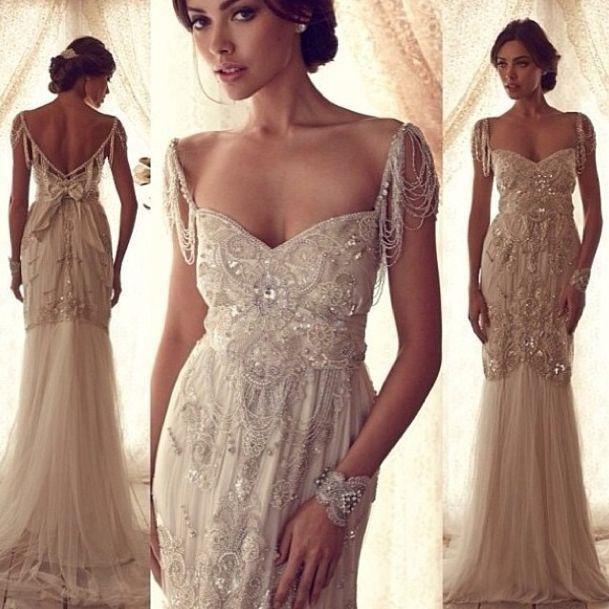 Anna Campbell-- Dream. Dress.