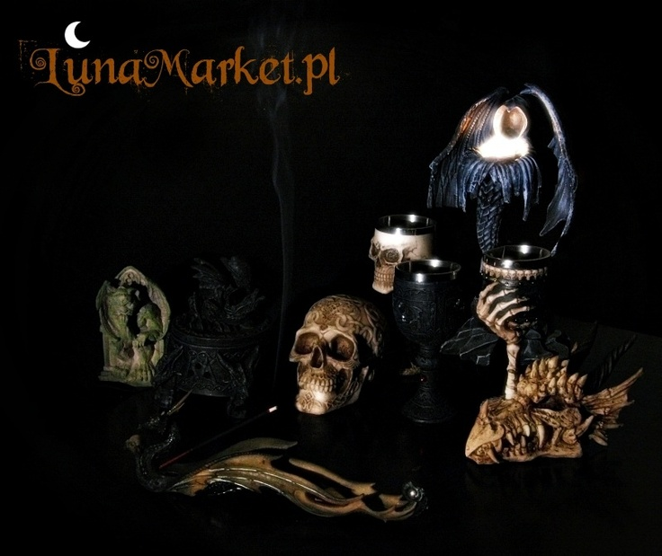 magiczne gadżety - sklep gothic fantasy