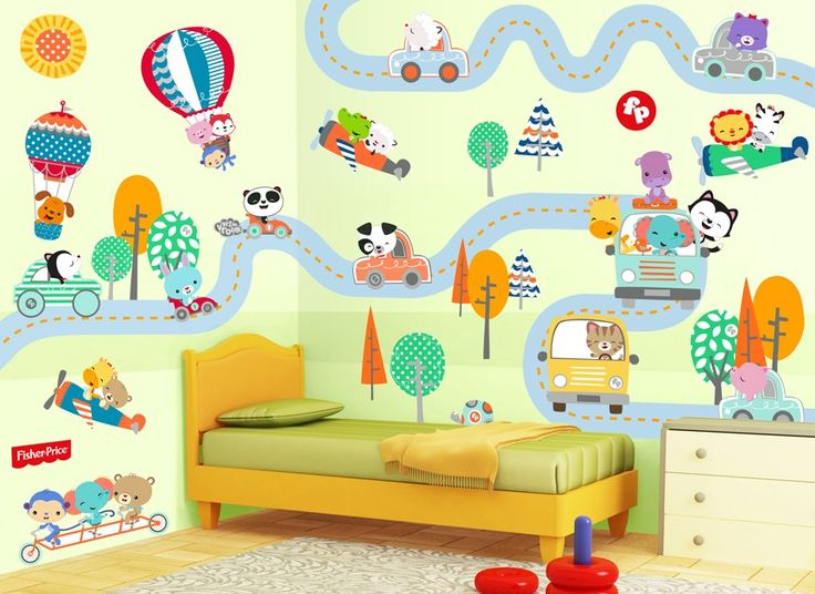 20 best Fisher-Price images on Pinterest | Vinyl wall decals, Vinyl ...