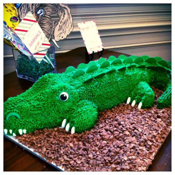 gater Cake.