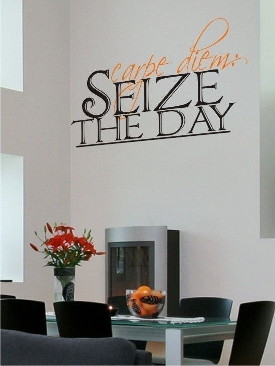 Best Office Decor Images On Pinterest - Custom vinyl wall decals sayings for office