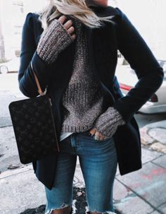 love this layered look