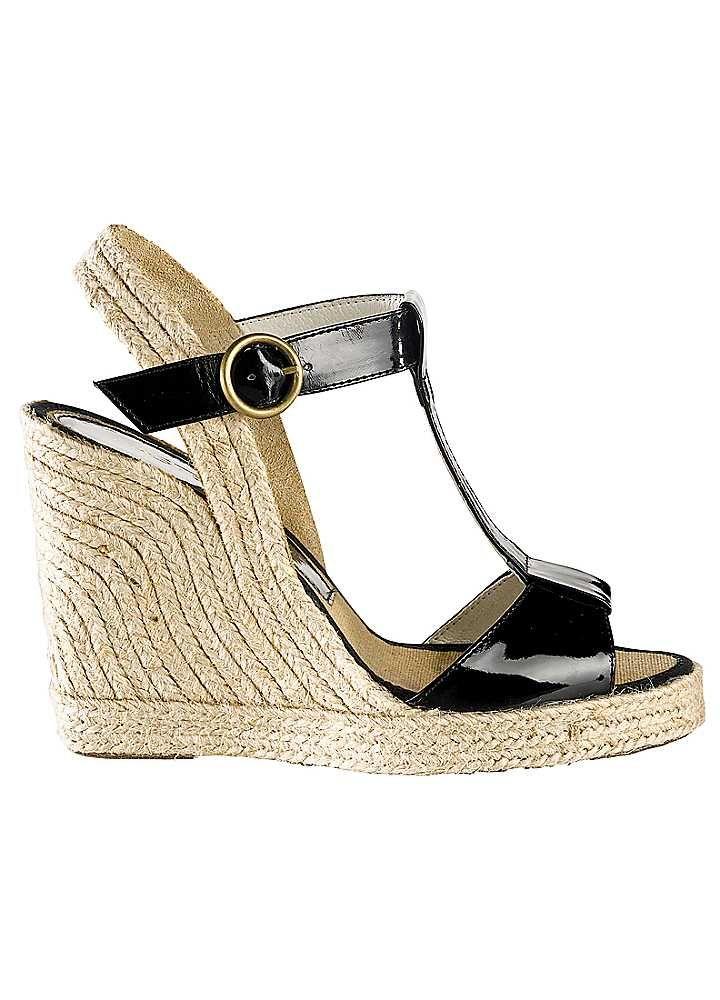Heine Wedge Sandals