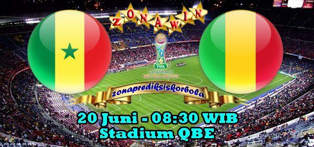 Prediksi Senegal U20 vs Mali U20 20 Juni 2015