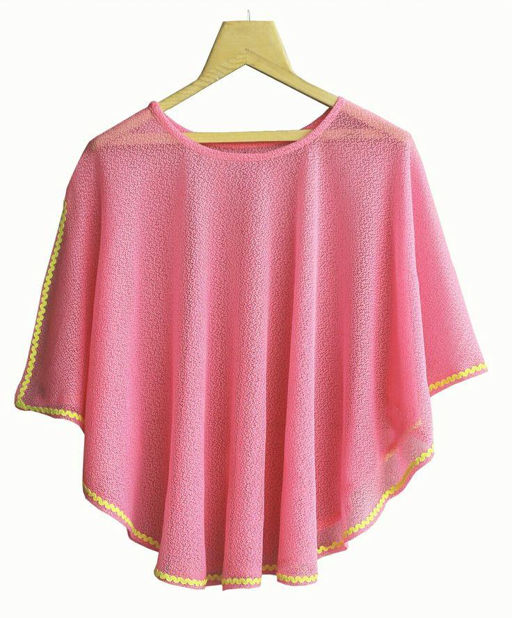 #pink #winter #pullover @mesmora_fashion