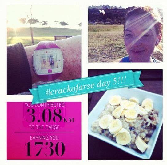 @jennaeloise: Day 5 - I did it!