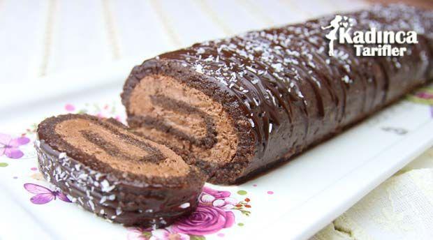Kakaolu Kolay Rulo Pasta Tarifi nasıl yapılır? Kakaolu Kolay Rulo Pasta Tarifi'nin malzemeleri, resimli anlatımı ve yapılışı için tıklayın. Yazar: Sümeyra Temel