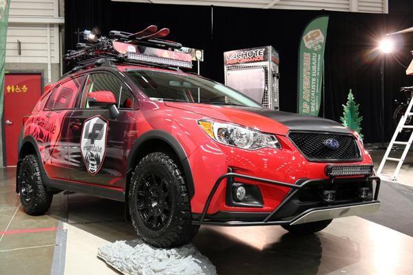 55 Best Xv Crosstrek Images On Pinterest Lifted Subaru