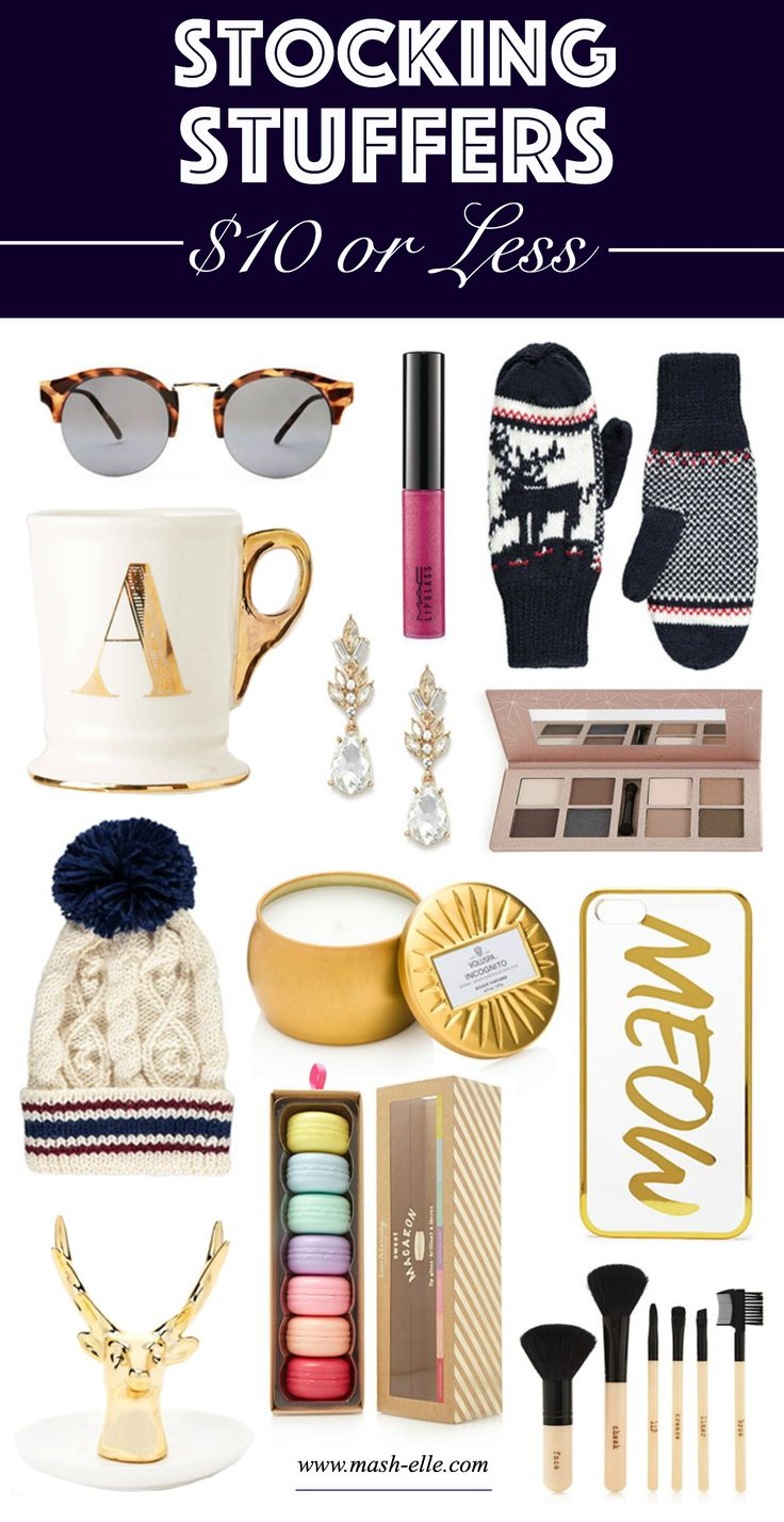 Hottest Christmas Gifts For Women Part - 41: Stocking Stuffers For Her