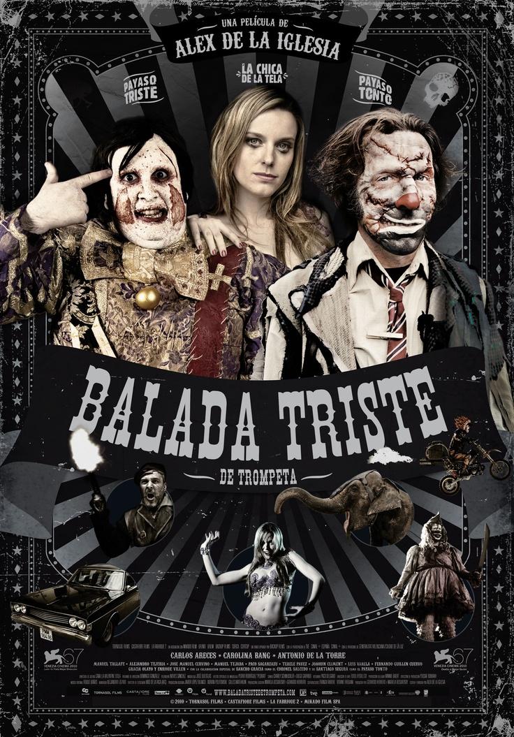 Balada Triste de Trompeta  Director: Álex de la Iglesia